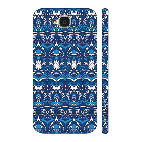 Enthopia Designer Hardshell Case Heritage Art Back Cover for Huawei Honor Holly 2 Plus