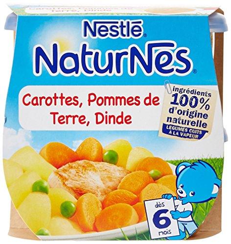 nestle-bebe-naturnes-carottes-pommes-de-terre-dinde-plat-complet-des-6-mois-2-x-200g-lot-de-4