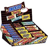 Mars Topsellerbox mit 72 Riegeln inklusive Twix White (1 x 3,6 kg Box)