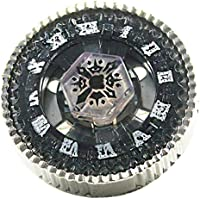 Moandy Beyblade Singola Metallo Fusione Top Metallo Master Fight BB104 Basalt Horogium 145WD