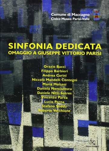 Sinfonia dedicata. Omaggio a Giuseppe Vittorio Parisi por Claudio Rizzi