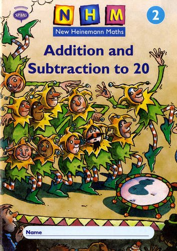 New Heinemann Maths Yr2, Addition and Subtraction to 20 Activity Book (8 Pack): Year 2