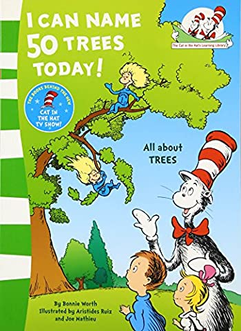 I Can Name 50 Trees Today (The Cat in the