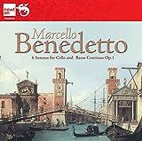 BENEDETTO: 6 Sonatas For Cello