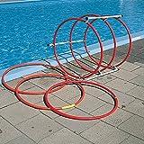 Maudesport New Kids Underwater Fun Spiel Schwimmbad 760mm schwere Reifen