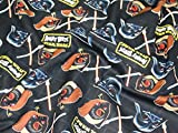 Camelot Stoffe Angry Birds Star Wars Duell Quilting Stoff,