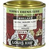 Louis XIII 340950 Vernis bois brillant 125 ml Incolore