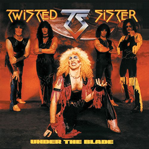 Twisted Sister: Under The Blade Remix+Reading 82 (Audio CD)