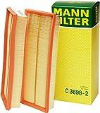 Mann Filter C3698/3-2 Luftfilter