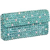 "Glamour World Bag ""cosmetic"" aqua silver GB260-92"
