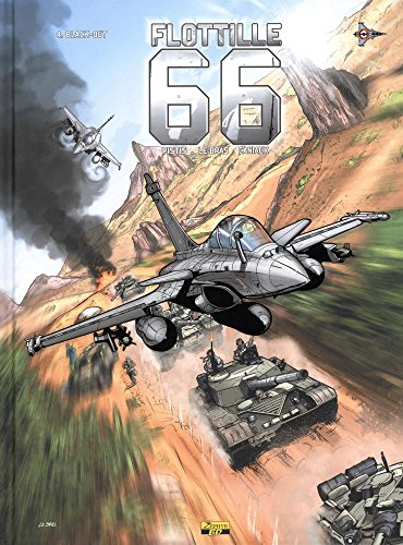 Flotille 66, Tome 4 : Black-out