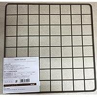 Japan Import–Kitchen Garden Wire net mesh memo board, montaggio a