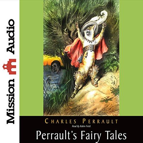 Perrault's Fairy Tales  Audiolibri