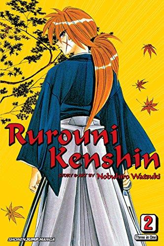 Rurouni Kenshin, Vol. 2 (VIZBIG Edition) Cover Image