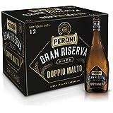 Birra Peroni Gran Riserva Doppio Malto - Cassa da 12 x 50 cl (6 litri)