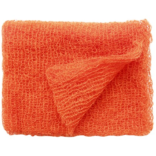 iEFiEL Nouveau-né bébé Unisex Accessoire tricoté Enveloppe + Bandeaux cheveux Photographie Props (8) Orange 1