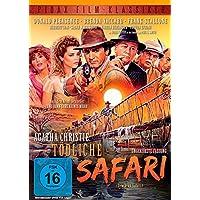 Agatha Christie: Tödliche Safari (FSK 16 Jahre) DVD