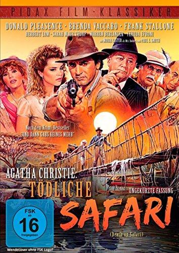 Agatha Christie: Tödliche Safari (Death on Safari) - Nach dem Krimi-Bestseller UND DANN GABS KEINES MEHR (Pidax Film-Klassiker)