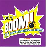 Boom! Volume 2: 16 Explosive Hits: Torn By Natalie Imbruglia, All I Have to Give By Backstreet Boys, Lately By Divine, D