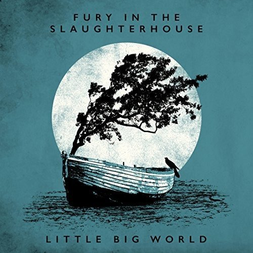 fury in the slaughterhouse cd 2017 Little Big World-Live & Acoustic
