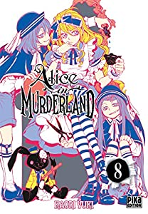 Alice in Murderland Edition simple Tome 8