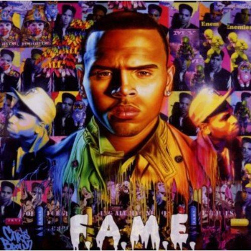 F.A.M.E. , Chris Brown