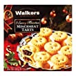 2 X Walkers Shortbread Tarts,Mini Mincemeat 223 gm (Pack of 12)