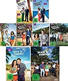 Death in Paradise - Staffel 1-8 im Set - Deutsche Originalware [32 DVDs]