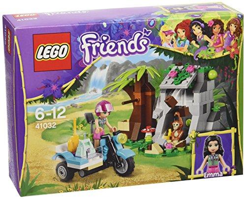 LEGO-Friends-41032-First-Aid-Jungle-Bike