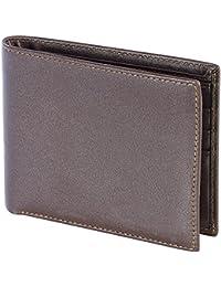 647f8edf398ad Carlo Milano Moderne Geldbeutel  Klassischer Geldbeutel mit Echtleder  überzogen