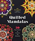 #7: Quilled Mandalas: 30 Paper Projects for Creativity and Relaxation