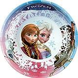 Disney 125821 - Frozen Melamine Tiefen Teller, 1 Stück, 17 cm, Mehrfarbig