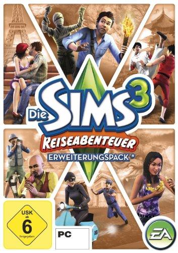 Die Sims 3 Reiseabenteuer Erweiterungspack