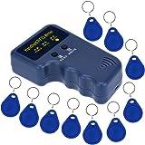 LIBO RFID-kaartlezer Schrijver Handheld 125 KHz RFID Duplicator-kaart Copier ID-kaart Cloner met leesbare beschrijfbare EM430