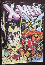 X-men: The Asgardian Wars by Chris Claremont (1990-11-01)
