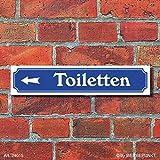 (24015) Schild im Straßenschild-Design
