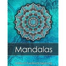Mandala Livre de coloriage pour adultes: Anti Stress + 60 Mandalas gratuites (PDF)