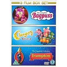 Bagpuss: Complete / Clangers: Series 1 / Trumpton: Complete