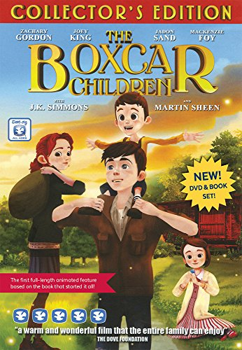The Boxcar Children DVD and Book Set (Boxcar Children Mysteries)