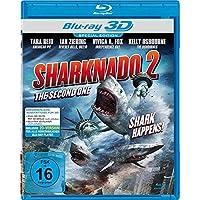 SHARKNADO 2 - The Second One - Sharks Happens