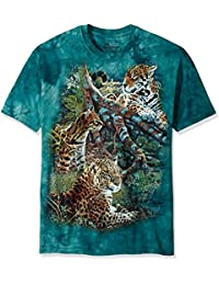 The Mountain Men's Three Jungle Cats T-Shirt