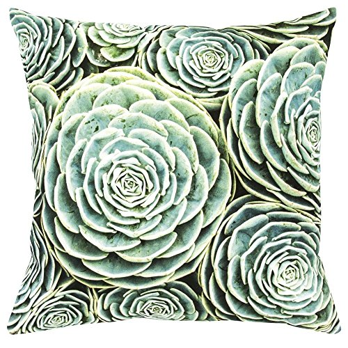 Succulent Cover Cushion Kissenbezug Pad -