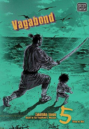 VAGABOND VIZBIG ED GN VOL 05 (MR) (C: 1-0-0) (Vagabond Vizbig Edition) by Takehiko Inoue (3-Nov-2009) Paperback