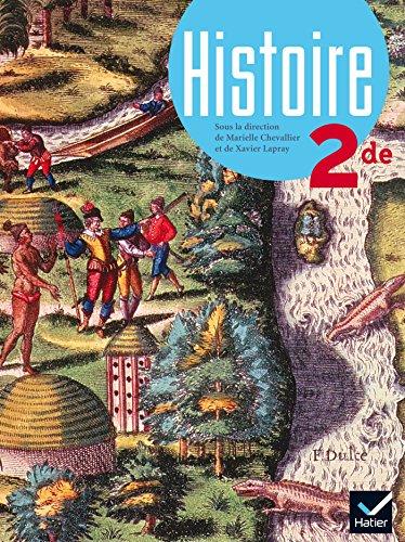 Histoire 2de d. 2014 - Manuel de l'lve (format compact)