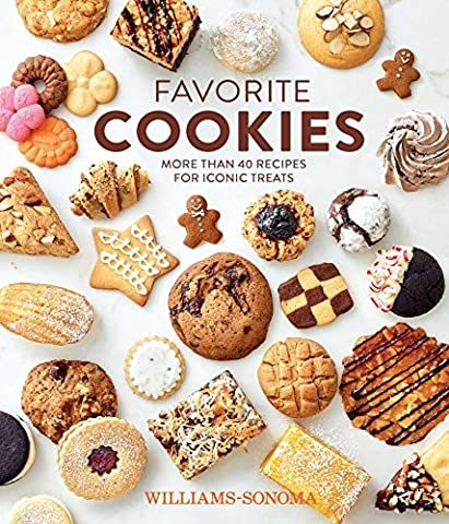 Favorite Cookies: More than 40 Recipes for Iconic Treats (Cookies For Christmas Cookie Swap)