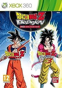 Dragon Ball Z Budokai HD collection