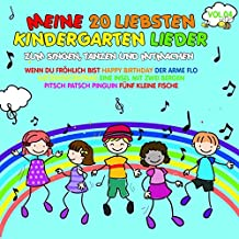 Meine 20 Liebsten Kindergarten Lieder Vol.4