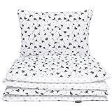 Sängkläder set baby sängkläder påslakan 100 x 135, för baby och barn, av bomull