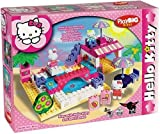BIG  - PlayBIG Bloxx Hello-Kitty Bungalow