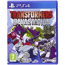 GIOCO PS4 TRANSFORMERS DEVASTATION by ACTIVISION